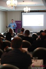 Alex Kirkpartrick, Co-Founder of BeehiveID On Social Graphs For Engaging Mobile Users at the 38th iDate2014 California