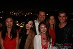 Hollywood Hills Party at Tais for Online Dating Industry Executives  at the 2014 Online and Mobile Dating Business Conference in California