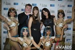 Luxury Excursions  at the 2014 iDate Awards Ceremony