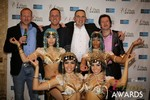 The Crew from Britian  in Las Vegas at the 2014 Online Dating Industry Awards