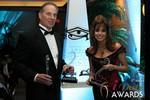 Ken Agee & Renee Piane (Multiple iDateAward Winners) at the 2014 Internet Dating Industry Awards in Las Vegas