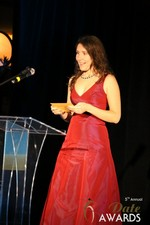 Tanya Fathers  in Las Vegas at the 2014 Online Dating Industry Awards