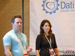 Dating Software Session - with Tanya Fathers, CEO of Dating Factory and Michael O'Sullivan CEO of Hub People at iDate2014 Las Vegas