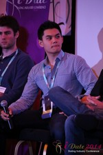 Kevin Feng - Dating Super-Affiliate at the 2014 Las Vegas Digital Dating Conference and Internet Dating Industry Event