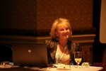 Julie Ferman - Moderator: Matchmaker & Dating Coach Panel at Las Vegas iDate2014