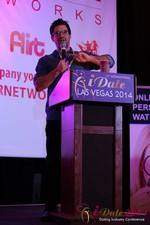 Tai Lopez - CEO at Model Promoter at Las Vegas iDate2014