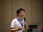 Dr. Song Li - CEO of Zhenai at the May 28-29, 2015 Beijing China & Asia Internet and Mobile Dating Industry Conference