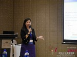 Violet Lim - CEO of Lunch Actually at the May 28-29, 2015 Beijing China & Asia Internet and Mobile Dating Industry Conference
