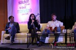 Tanya Fathers - CEO of Dating Factory on the Final Panel at Las Vegas iDate2015