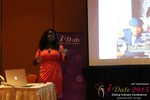 Charreah Jackson from Essence Magazine - Viral Marketing for Matchmakers and Date Coaching at the January 20-22, 2015 Las Vegas Internet Dating Super Conference