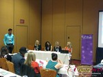 CEO Growth Ideas for Matchmakers and Dating Coaches - Doron Kim, Rachel MacLynn, Natacha Noel, Kristina Lynn, Lisa Darsonval at the 12th Annual iDate Super Conference
