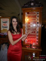 The Love Tester - Party at the Pinball Hall of Fame at the January 20-22, 2015 Las Vegas Online Dating Industry Super Conference