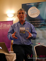 Dave Wiseman Vice President Of Sales And Marketing Speaking To The European Dating Market On Scam Detection Technology at the October 14-16, 2015 London E.U. Internet and Mobile Dating Industry Conference