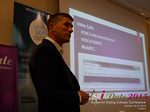 Hristo Zlatarsky CEO Elitebook.BG with Insights On The Bulgarian Mobile And Online Dating Market at the October 14-16, 2015 Mobile and Internet Dating Industry Conference in London
