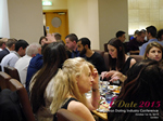Lunch Among European And Global Dating Industry Executives   at the October 14-16, 2015 Mobile and Internet Dating Industry Conference in London