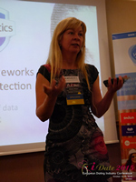 Monica Whitty Professor Of Psychology University Of Liecester at the October 14-16, 2015 event for global online dating and matchmaking professionals in London