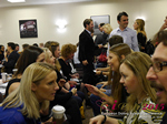 Speed Networking Among CEOs General Managers And Owners Of Dating Sites Apps And Matchmaking Businesses  at the 2015 E.U. Internet Dating Industry Conference in London