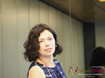 Elena Sosnovskaya - CEO of Megalove at the 45th iDate Dating Agency Industry Trade Show