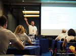 Gary Beal - CEO of Vanguard Online Media at the 45th iDate2016 Limassol,Cyprus