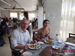 Lunch Among Dating Agencies at the 45th Dating Agency Industry Conference in Cyprus