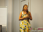 Svetlana Mukha - CEO of Diolli at the 2016 Dating Agency Industry Conference in Limassol,Cyprus