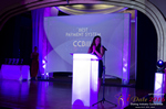 Jenny Gonzalez Presenting the Best Payment System Award in Miami at the 2016 Online Dating Industry Awards