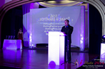 Marc Lesnick Presenting the Best Dating Software & Saas Award at the 2016 iDateAwards Ceremony in Miami held in Miami