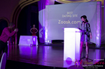 Kelly Steckelberg of Zoosk Winner of Best Dating Site at the 2016 Miami iDate Awards Ceremony
