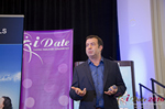 Kevin Hayes Ad Sales American Target Network on Television and Radio Advertising Options for Dating Businesses at the 43rd idate international global dating industry conference