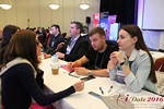 Speed Networking among Dating Professionals at iDate2016 Miami