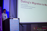 Tushar Chaudhary of Verizon Speaking on Dating Migration to Mobile at the 13th Annual iDate Super Conference