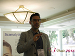 John Volturo (CMO, Spark Networks)  at the June 8-10, 2016 Beverly Hills Online and Mobile Dating Negócio Conference