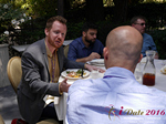 Lunch  at the 38th Mobile Dating Business Conference in Beverly Hills