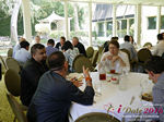Lunch  at the 2016 Online and Mobile Dating Business Conference in Beverly Hills