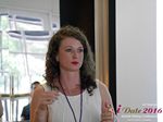Melissa Mcdonald (Business Development at Yandex)  at the 38th Mobile Dating Negócio Conference in Beverly Hills
