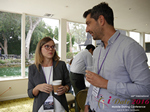 Networking  at the June 8-10, 2016 Mobile Dating Business Conference in Beverly Hills