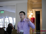 Shang Hsui Koo(CFO, Jiayuan)  at the 38th iDate2016 Beverly Hills