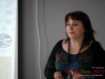 Irina Matulkova at the iDate P.I.D. Business Executive Convention and Trade Show